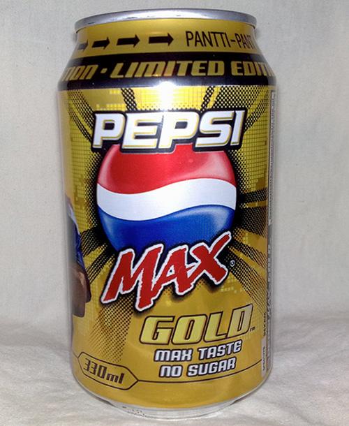 Pepsi Gold