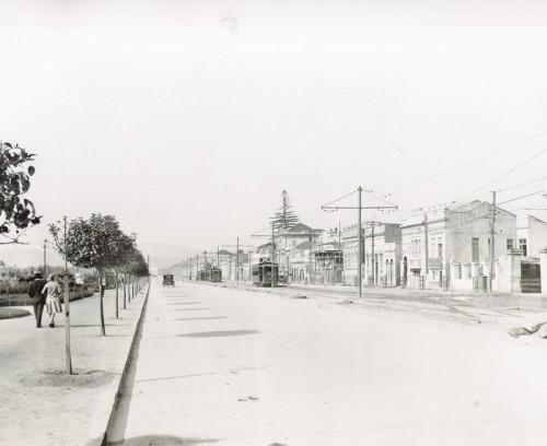 Avenida João Pessoa e Parque Farroupilha (Redenção) - 1920