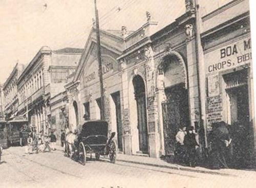 Avenida São João 1901