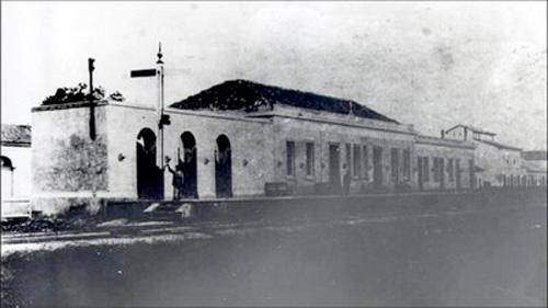 ESTAÇÃO DA LUZ - 1865
