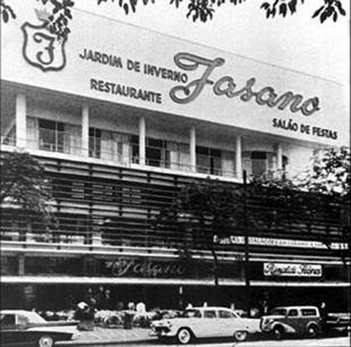 FASANO – CONJ. NACIONAL - 1959