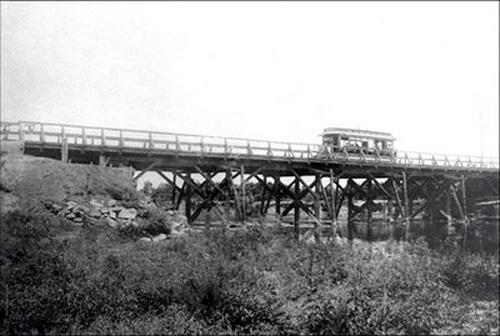 PONTE DA CASA VERDE – 1930