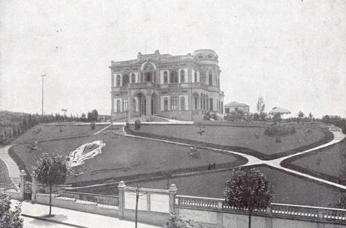 Palacete na Avenida Brigadeiro Luiz Antonio - 1914