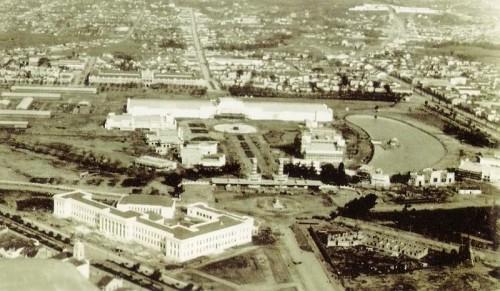 Parque Farroupilha (Redenção) em 1935