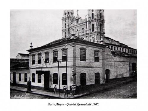 Quartel General - 1905