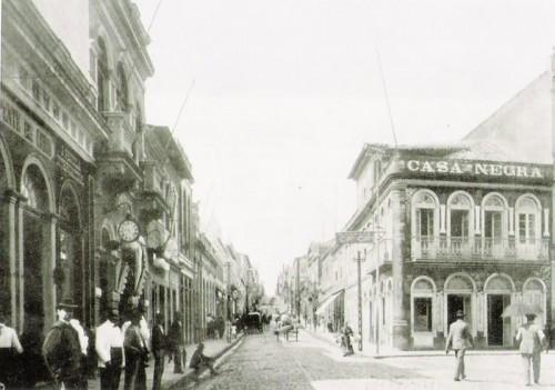 Rua Marechal Floriano Peixoto - 1911