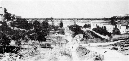 Vale do Anhangabaú 1890
