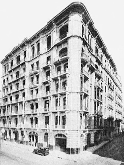 Grande Hotel - 1929